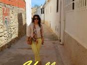 Yellow Ankle Pants