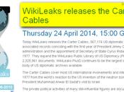 WikiLeaks: complot para asesinar Fidel Castro involucrando Posada Carriles