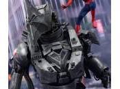 Toys muestra figura Rhino Amazing Spider-Man Poder Electro