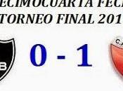 Newell´s Boys:0 Colón:1 (Fecha 14°)