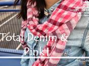 Total denim pink