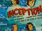 Carteles películas contemporáneas estilo vintage