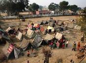 Disturbios religiosos India (les llaman comunales)
