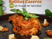 Rollitos Solomillo Recetas Carne