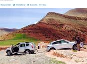 Dacia rescata Porsche desierto. Flipa!