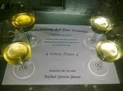 """Jueves Vicente: Ciclo """"Conoce disfruta nuestros vinos"""": """"Cata cuatro vinos finos"""" dirigida enólogo capataz general bodega Rafael García Gómez"""