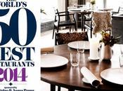 mejores restaurantes mundo 2014