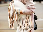 Trend; flecos bolsos