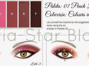 Looks paleta Peach Lake Kiko Parte