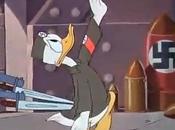 Pato Donald Segunda Guerra Mundial