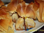 Saquitos morcilla manzana