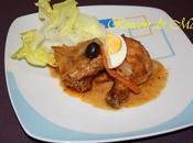 Escabeche pollo