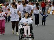 1.500 personas abarrotan XVII carrera popular Arteixo. Este favor discapacidad