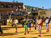 Almedinilla inaugura taurinamente coliseo entretenido festejo
