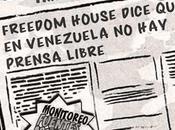 Freedom House 2014 sobre Venezuela: prensa libre