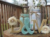 Letras para bodas eventos