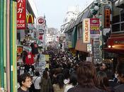 Takeshita Dori (Harajuku) esta cambiando