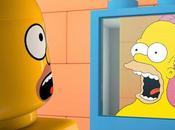 Brick Like Simpson versión Lego