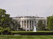 Casa Blanca vistió gala para recibir corresponsales
