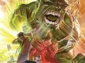 Portada alternativa Alex Ross para Savage Hulk