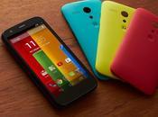 Motorola Moto podría llegar junio