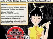 "Cata Solera Bodegas Gato"" Restaurante ""Shanghai 1968"" Rota"