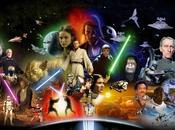 seis películas 'Star Wars' desarrollo