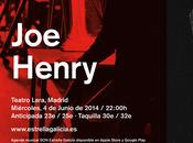 henry madrid, junio, teatro lara