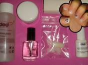 Pasos para hacer uñas acrílicas. prueba Nded (Parte