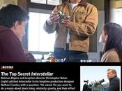 Vistazo oficial matthew mcconaughey 'interstellar'