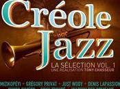 Créle Jazz, Vol. (2014) seleccionado Tony Chasseur