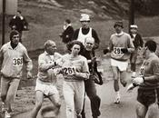 Kathrine Switzer, primera mujer correr maratón