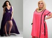 Vestidos fiesta para gorditas jovenes colección 2014