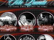 Tributo Tito Puente llega gran celebración salsa Ángeles