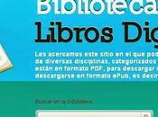 Biblioteca Libros Digitales