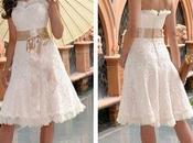 Vestidos elegantes casuales colección 2014
