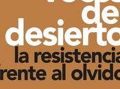 "Exposición ""Voces desierto"""