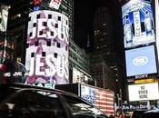 'Jesús, otro nombre', anuncia Times Square