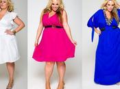 Lindos vestidos casuales para gorditas- Fotos