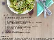 Ensalada César: receta light
