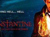 Material promocional nuevas series NBC: 'Constantine' 'Emerald City'.