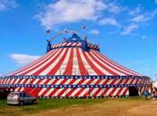 """""""circo"""" ambulante, viaja aquí para allá"""