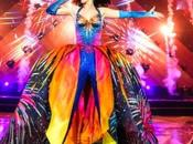 Descubre fascinante vestuario Katy Perry Prismatic World Tour