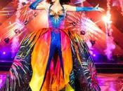 Descubre fascinante vestuario Katy Perry Prismatic World Tour