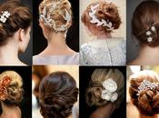 Fotos peinados para novias 2014