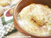 Souffle papas, reto salado laura real
