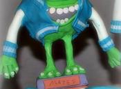 Tutorial fondant: monster univesity mike wazowski