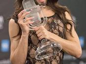 fénix Conchita Wurst alzó Eurovisión