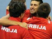 Copa Davis: Serbia otro finalista, Francia