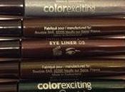 Mini lápices color exciting bourjois.